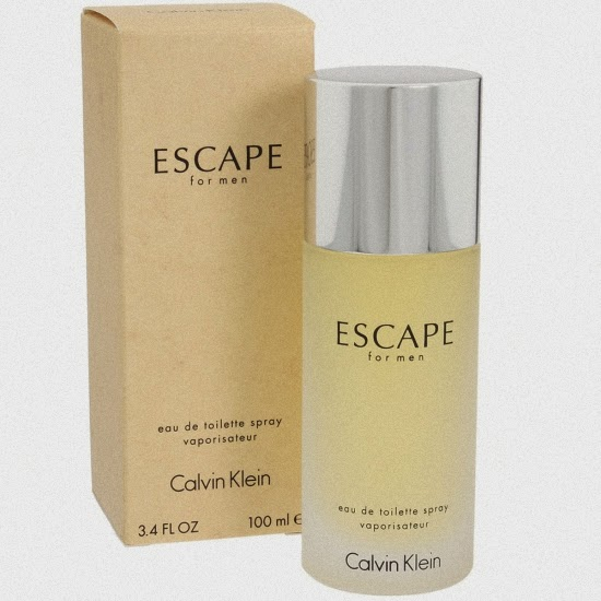 Calvin Klein – Escape for Men (1993)