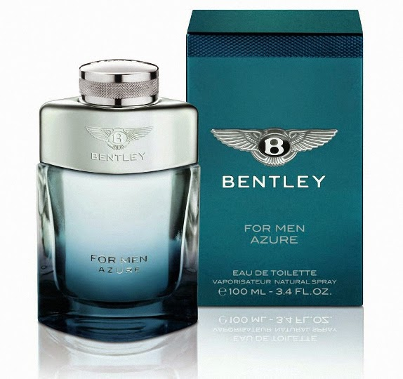 Bentley – Bentley For Men Azure (2014)