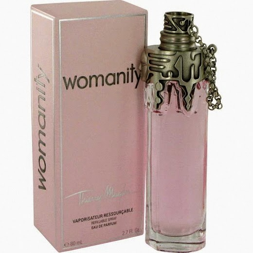 Thierry Mugler – Womanity (2010)