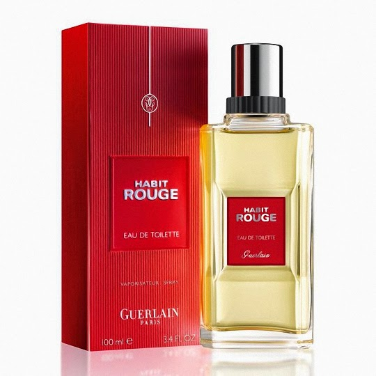 Guerlain – Habit Rouge (1965)