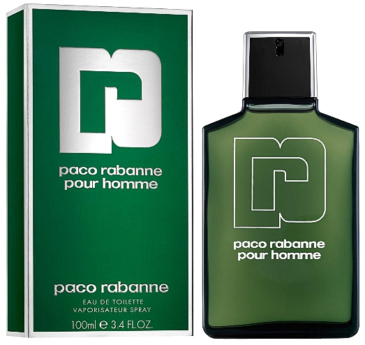 Paco Rabanne Pour Homme (1973)